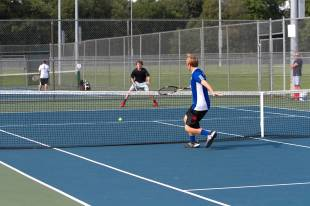 2014 BCS Boys Tennis vs Belmont-1706594175