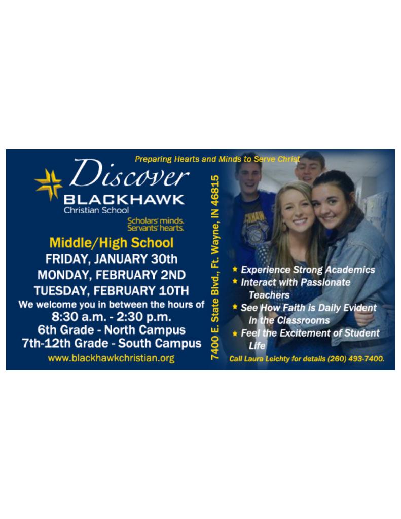 Discover Blackhawk